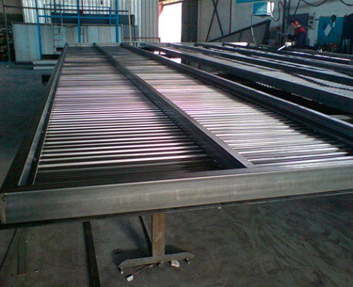 Servicio de Fabricaciones Metalmecanicas